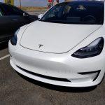 Tesla Model 3 ar fi fost produs în peste 300 de exemplare de test