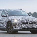 Audi E-Tron în teste rutiere