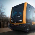 Continental testează un taxi robot – Taxi CUbE