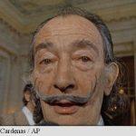 Celebra mustață a lui Salvador Dali a rămas intactă după aproape 30 de ani de la înhumare, au constatat legiștii