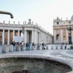 Vaticanul își închide fântânile pentru a face economie de apă