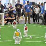 Roboți din întreaga lume participă la campionatul RoboCup 2017