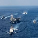 Amiralii americani pot utiliza arme atomice pentru ca Trump sa nu greșească monstruos