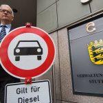 Curtea aprobă interdicții pentru automobilele diesel la Stuttgart