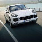 Elveția suspendă înmatricularea autovehiculelor Porsche Cayenne diesel