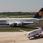 Un studiu indică un monopol Lufthansa