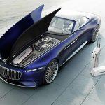 E-Auto pentru snobi: Maybach 6 Cabrio (video senzațional)
