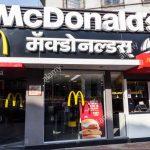 McDonald's închide 40% din restaurantele din India