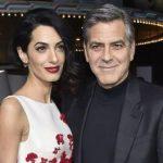 Soții Clooney au donat 1 milion de dolari contra rasismului