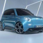 Cea mai ieftină mașină electrică din Germania la 12.000 de euro