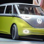 """""""Der Bulli"""" de la VW va deveni electric cu autonomie de 600 km!!!"""