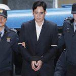 Moștenitorul imperiului Samsung a fost condamnat la cinci ani de închisoare