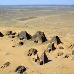 Sudanul, țara cu mai multe piramide decât Egiptul, dar fără turism