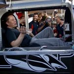 CEO-ul Tesla vrea să își construiască propriul Hyperloop
