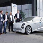 E-Auto pentru mai puțin de 16.000 de euro