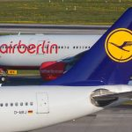 Lufthansa vrea mare parte din Air Berlin