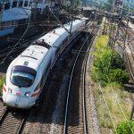Germanii testează noile trenuri Turbo-ICE