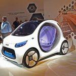 Viitorul Mercedes autonom, pentru folosință comună