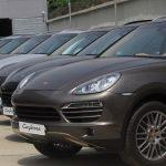 Porsche ocolește interdicția pentru Cayenne-ul diesel