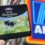 Discounterii germani majorează din nou prețurile la unt