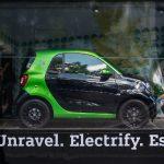 Smart ar trebui să devină complet electric din 2020