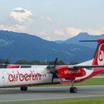 70 de zboruri Air Berlin au fost anulate, după ce piloții s-au îmbolnăvit subit