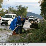 Mintea cea de pe urmă a guvernantilor, alertarea populatiei prin sms dupa ce furtunile de ieri au produs 145 de victime, dintre care 8 decedate și 137 rănite