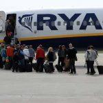 Ryanair anulează până la 2100 de zboruri