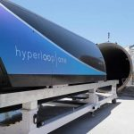 Hyperloop One dezvăluie posibilele rute Hyperloop din SUA