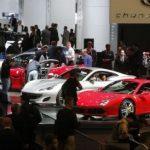Scădere cu aproape 15% a numărului de vizitatori la Salonul auto de la Frankfurt