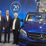 Mercedes construiește SUV-ul său electric în SUA