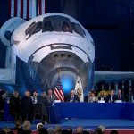 SpaceX insistă pentru dezvoltarea de parteneriate public-private în domeniul zborului spațial