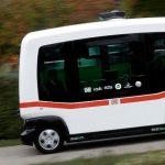 Primul autobuz autonom în faza de test