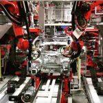Elon Musk distribuie un video cu linia de producție pentru Model 3