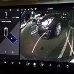 """Tesla activează opțiunea """"Autopark"""" după pacurgerea perioadei de calibrare"""