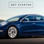 """""""Desenează propriul tău Tesla Model 3"""""""