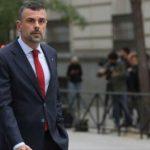Parchetul cere detenție preventivă împotriva a opt membri ai guvernului catalan destituit