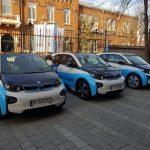 Primul serviciu de car sharing cu automobile electrice în România