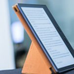 Kindle Oasis este E-Book-Reader-ul perfect