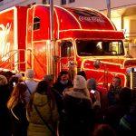 Camionul Coca-Cola nu are voie să distribuie Cola