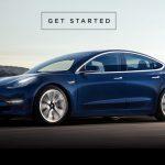 Tesla va livra primele Model 3 în decembrie