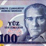 Lira turcească în cădere liberă