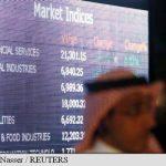 Bursa din Arabia Saudită, afectată de arestarea unor importanți oficiali și oameni de afaceri