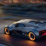 Un român a realizat primul Lamborghini electric cu baterii în caroserie și motoare pe roți