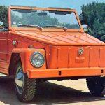 Ciudățenie de la Volkswagen reeditată în variantă electrică