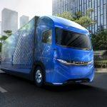 Mercedes lansează un brand pentru camioane electrice