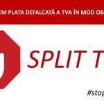 Vrem nu vrem, Iohannis a promulgat legea SPLIT TVA