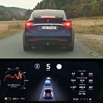 Tesla îndeplinește standardele pentru frânare automată