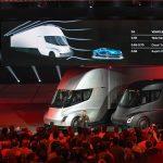 UPS plasează cea mai mare comandă de Tesla Semi, 125 de unități