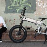 Enki Billy – o bicicletă rapidă și distractivă